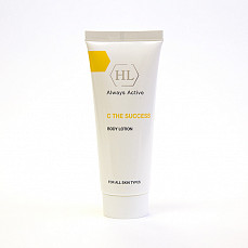 С THE SUCCESS BODY LOTION